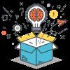 Brainstorm digital marketing strategies to suit you